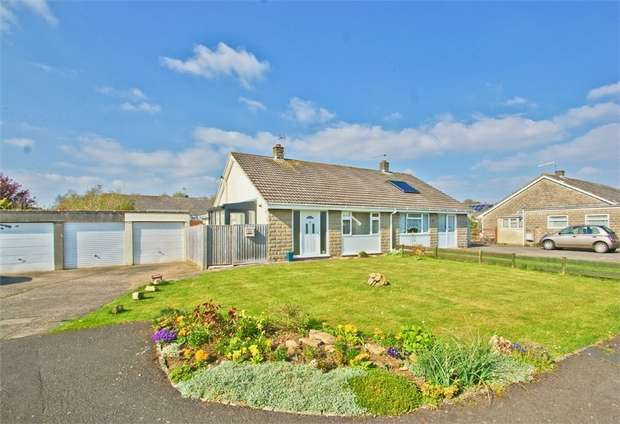 3 Bedrooms Semi Detached Bungalow for sale in Evercreech, Somerset