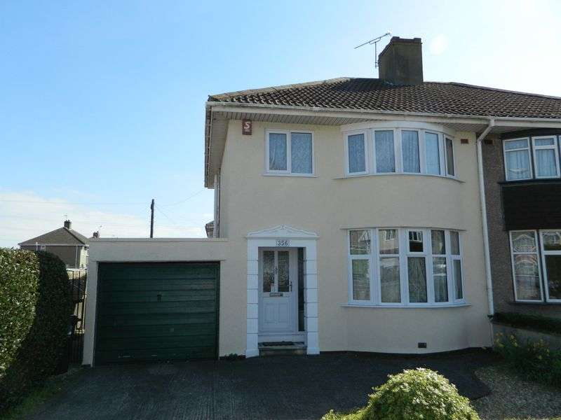 3 Bedrooms Semi Detached House for sale in CLOSE TO MILTON RAILWAY STATION