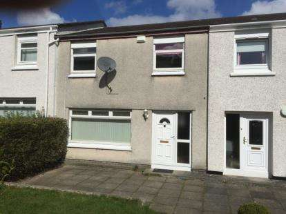 3 Bedrooms Terraced House for sale in Teith Place, Cambuslang, Glasgow, South Lanarkshire