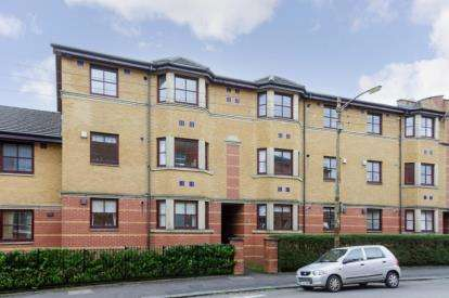 2 Bedrooms Flat for sale in Malloch Street, North Kelvinside