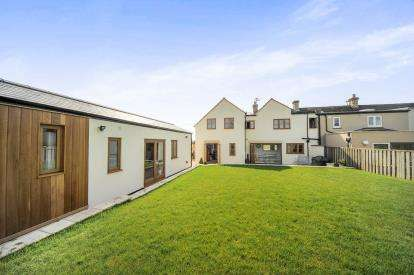 5 Bedrooms End Of Terrace House for sale in Tetbury Lane, Crudwell, Malmesbury, Wiltshire