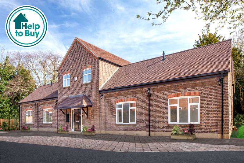 2 Bedrooms Apartment Flat for sale in Flat 6, The Coach House, Ickenham, Middlesex, UB10