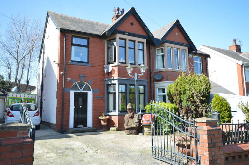 3 Bedrooms Semi Detached House for sale in Devonshire Road, North Shore