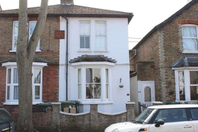 3 Bedrooms Property for sale in Guildford Street, Staines