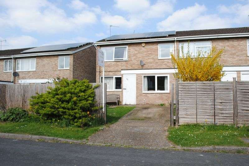 4 Bedrooms Semi Detached House for sale in Kingsway, Reading