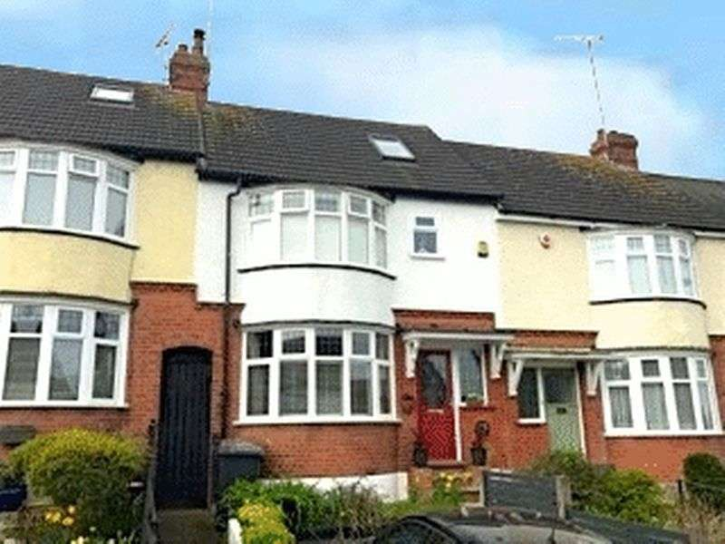 3 Bedrooms Terraced House for sale in Cowper Street, Luton