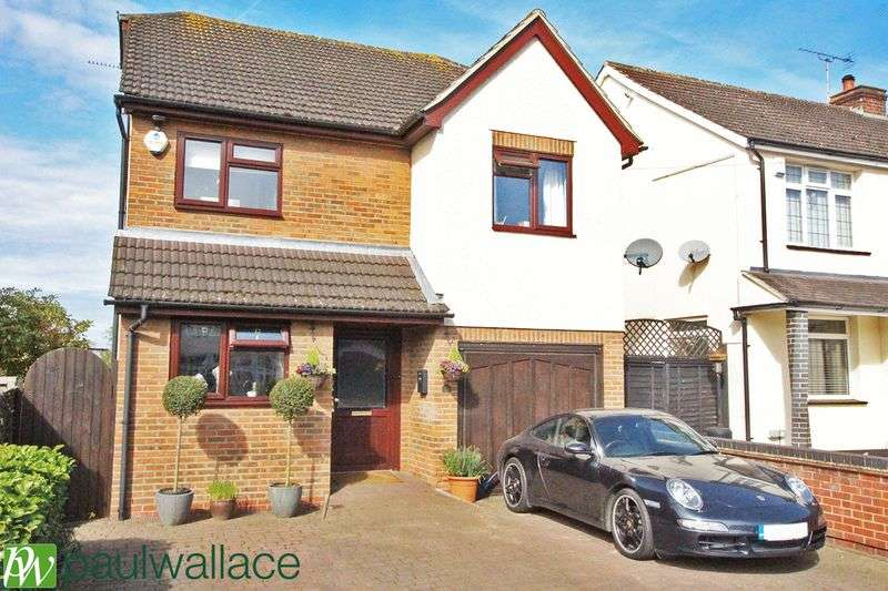 5 Bedrooms Detached House for sale in North Street, Nazeing