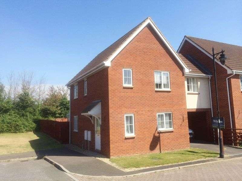 4 Bedrooms Detached House for sale in Waterleaze, Nr Monkton Heathfield, Taunton