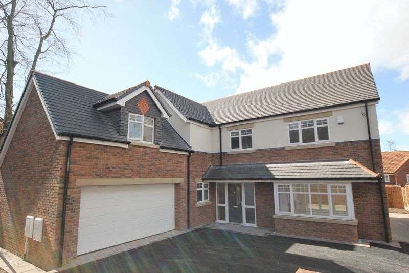 4 Bedrooms Detached House for sale in Eleanor Road, Bidston, Wirral