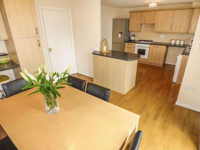 4 Bedrooms Detached House for sale in Penderyn Close, Cae Penderyn, Merthyr Tydfil CF48 1AS