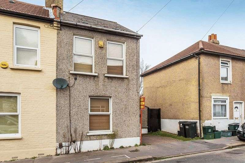 2 Bedrooms Semi Detached House for sale in Fountain Road, THORNTON HEATH