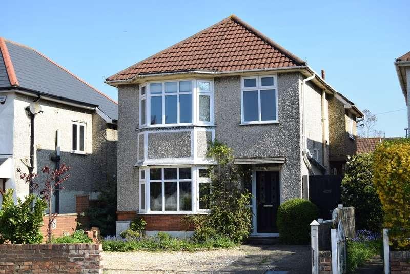4 Bedrooms Detached House for sale in Fernside Road, Oakdale