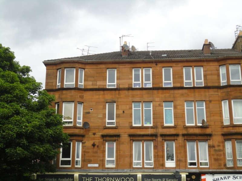 1 Bedroom Flat for rent in THORNWOOD - Dumbarton Road