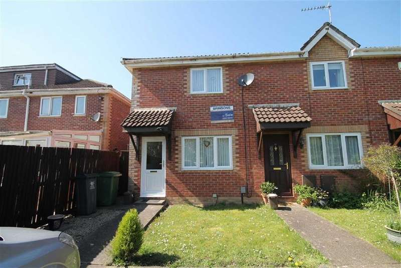2 Bedrooms End Of Terrace House for sale in Hornchurch Close, Llandaff, Cardiff