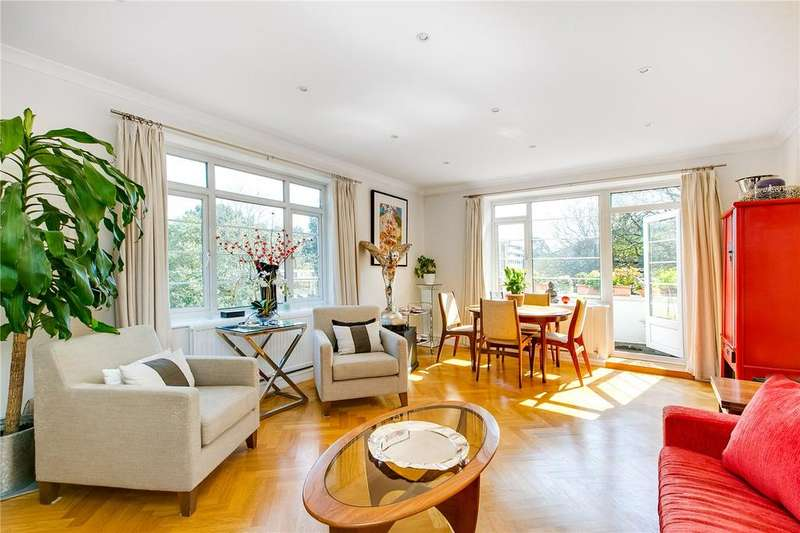 2 Bedrooms Flat for sale in Chivelston, 78 Wimbledon Park Side, London