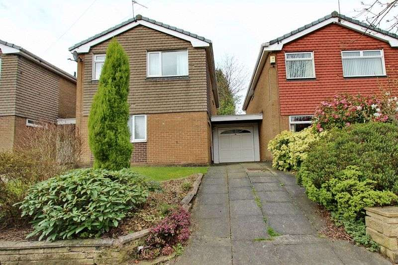 3 Bedrooms Detached House for sale in Sandgate Road, Whitefield, Manchester