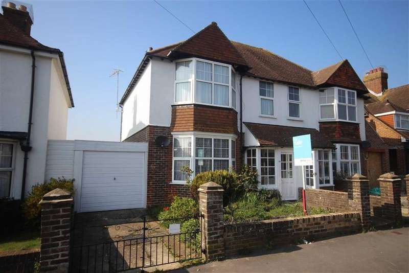 3 Bedrooms Semi Detached House for sale in Hindover Road, Seaford