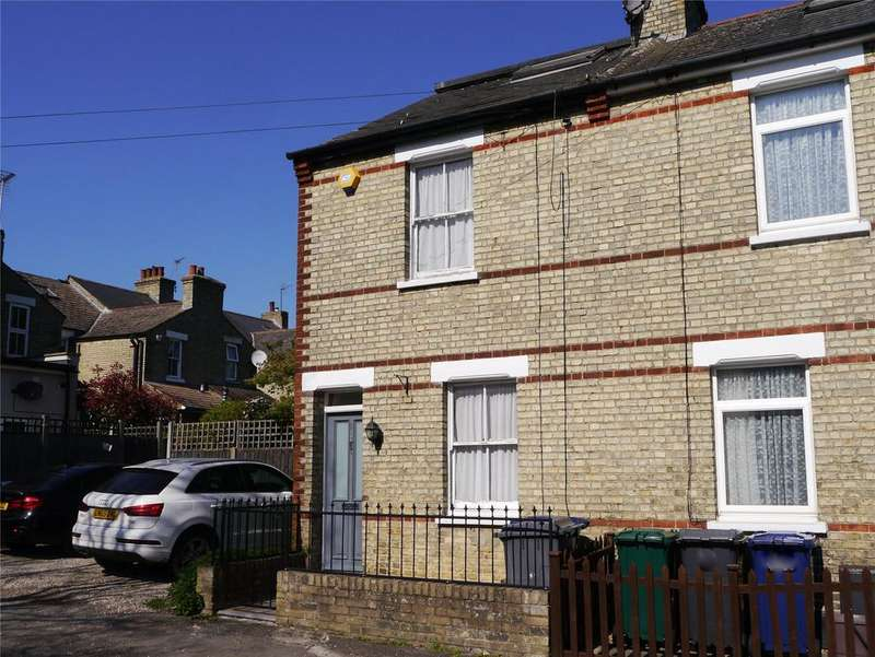 3 Bedrooms End Of Terrace House for sale in St Stephens Road, Barnet, Herts, EN5