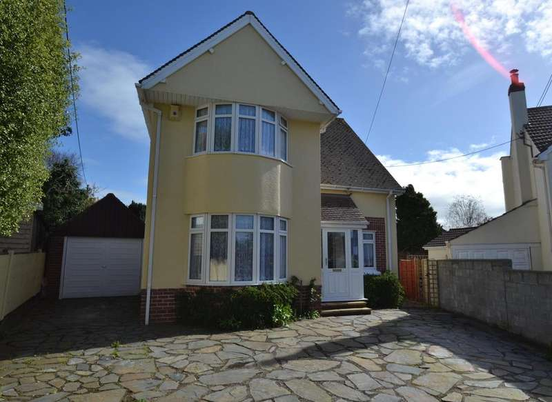 3 Bedrooms Detached House for sale in Copley Drive, Sticklepath