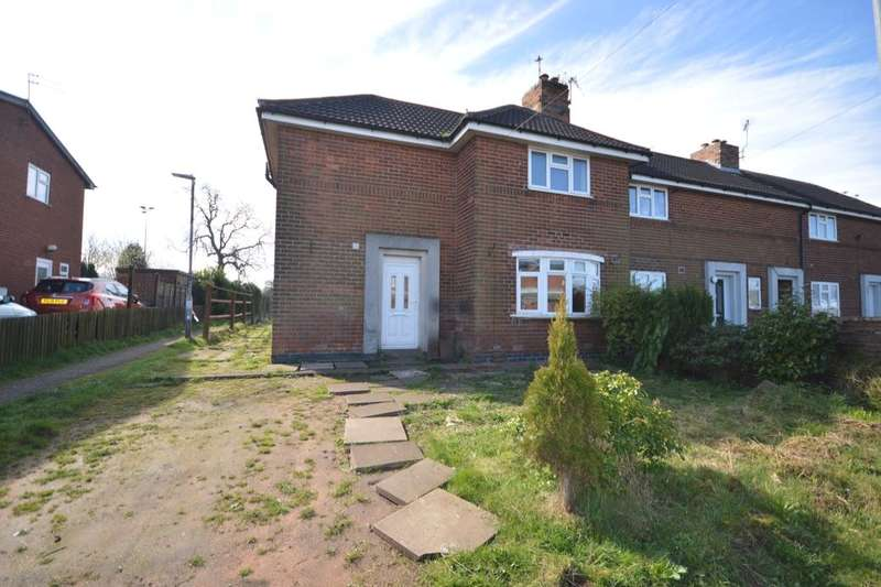 3 Bedrooms Property for sale in Hensons Lane, Thringstone, Coalville, LE67