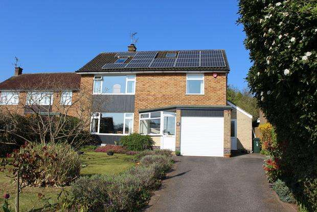 6 Bedrooms Detached House for sale in Summercourt Drive, Ravenshead, Nottingham, NG15