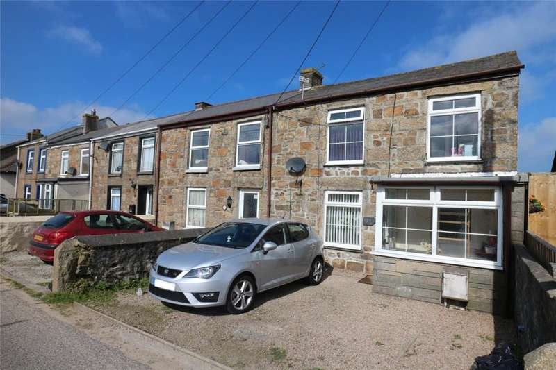 4 Bedrooms End Of Terrace House for sale in North Roskear Road, Camborne