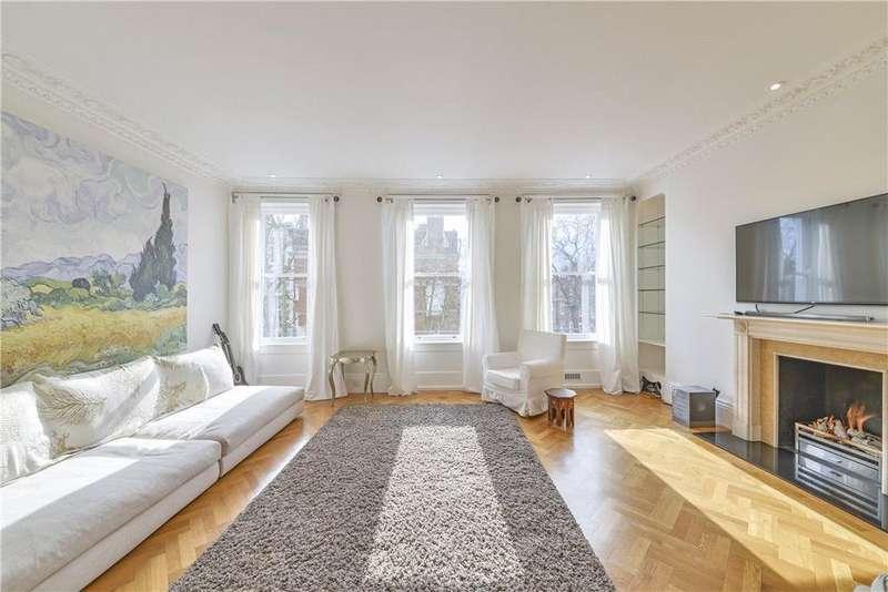 2 Bedrooms Flat for sale in Observatory Gardens, Kensington, London, W8