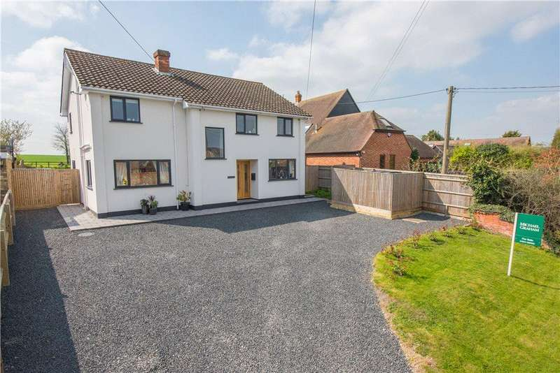 4 Bedrooms Detached House for sale in Henton, Chinnor, Oxfordshire