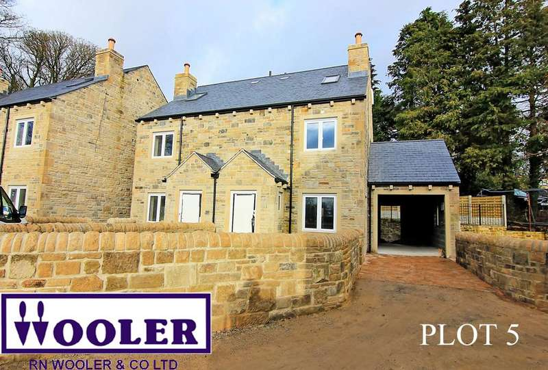 3 Bedrooms Semi Detached House for sale in Plot 3 High Castle, The Bailey, Skipton