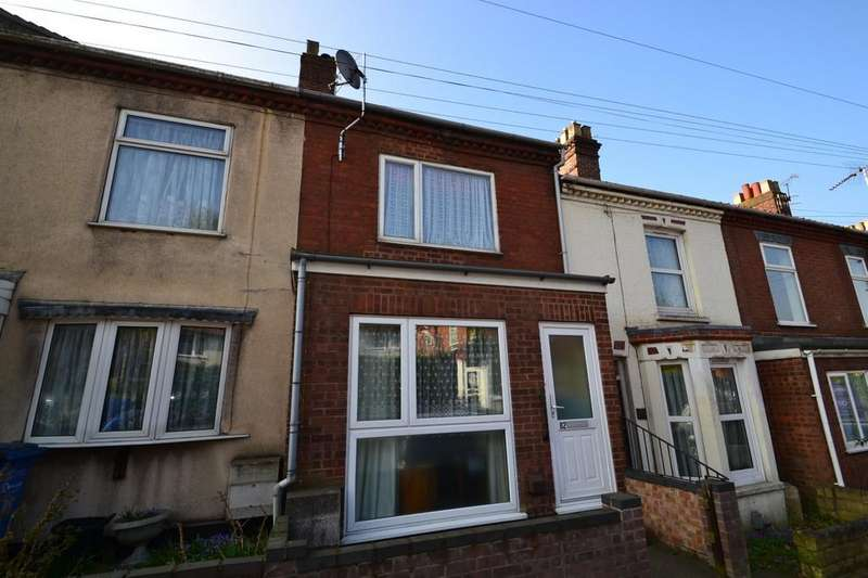 3 Bedrooms Terraced House for sale in Ketts Hill, Norwich