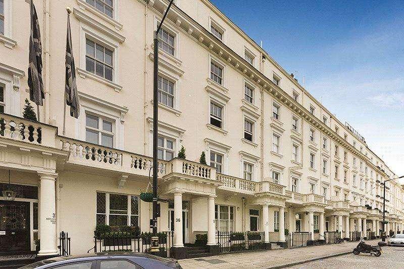 2 Bedrooms Flat for sale in Eccleston Square, Pimlico, London, SW1V
