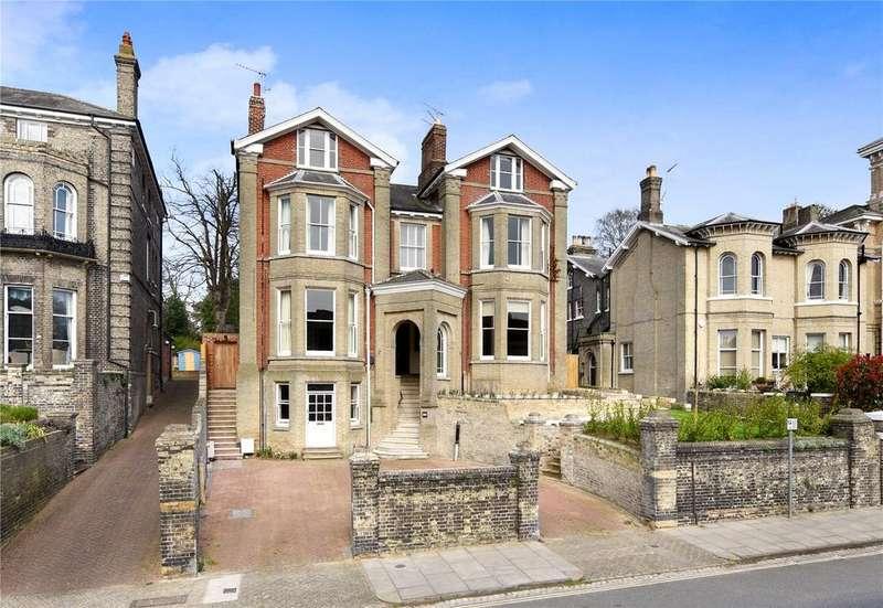 6 Bedrooms Detached House for sale in Fonnereau Road, Ipswich, Suffolk, IP1