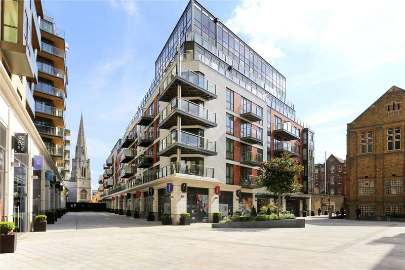 2 Bedrooms Flat for sale in Fitzroy House, Dickens Yard, Longfield Avenue, London, W5