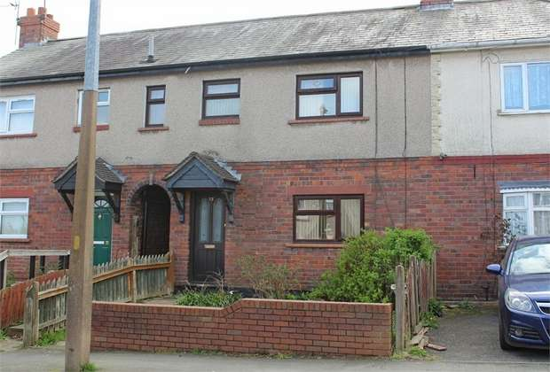 3 Bedrooms Terraced House for sale in Norton Crescent, Bilston, West Midlands
