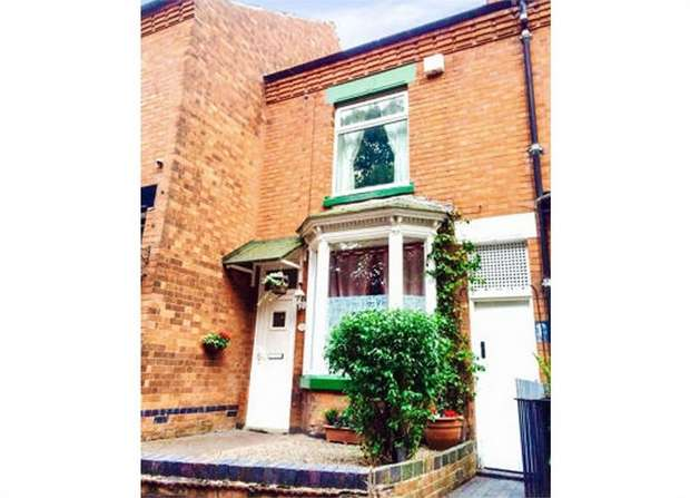 2 Bedrooms Terraced House for sale in Vicarage Lane, Belgrave, Leicester