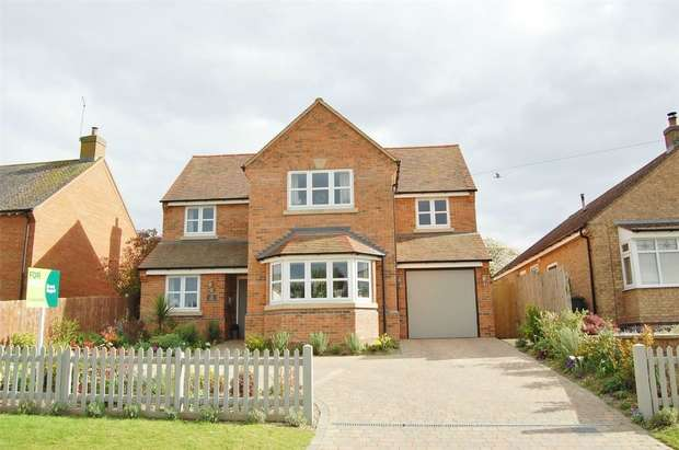 4 Bedrooms Detached House for sale in 31 Church Road, Braunston, Northamptonshire