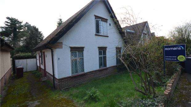 3 Bedrooms Detached House for sale in Upavon Drive, Reading, Berkshire