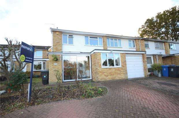 3 Bedrooms Terraced House for sale in Wolf Lane, Windsor, Berkshire
