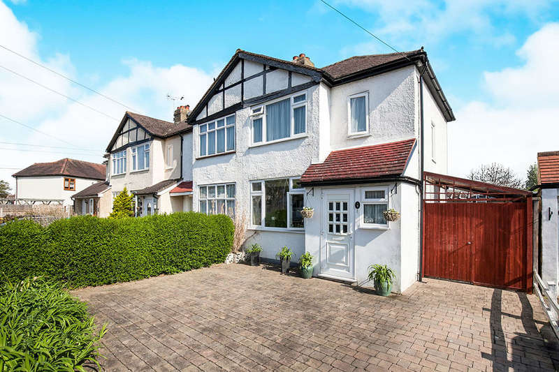 2 Bedrooms Property for sale in Maltby Road, Chessington, KT9