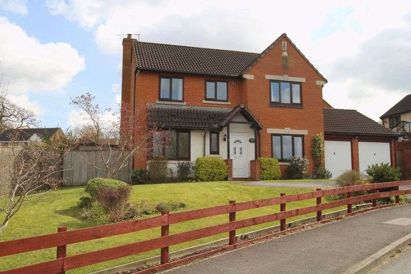 4 Bedrooms Detached House for sale in Rodway, Swindon