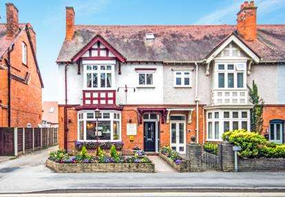 8 Bedrooms End Of Terrace House for sale in Grove Road, Stratford-Upon-Avon, Warwickshire