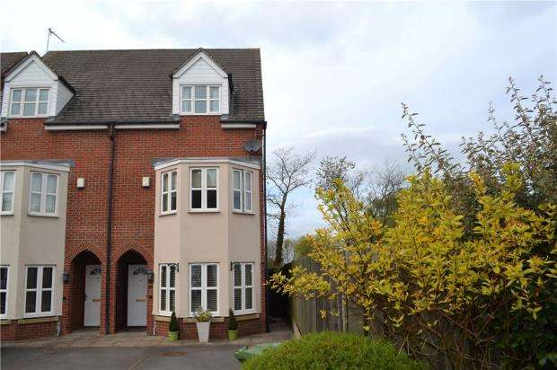 4 Bedrooms Semi Detached House for sale in South View Road, Cubbington, Leamington Spa, Warwickshire