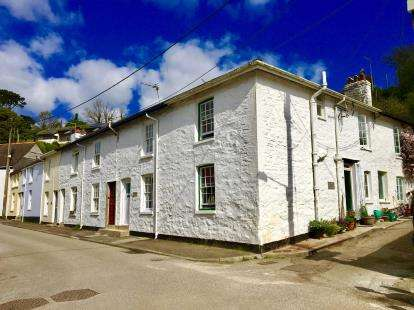 2 Bedrooms End Of Terrace House for sale in Flushing, Falmouth, Cornwall