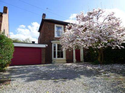 4 Bedrooms Semi Detached House for sale in Branston Road, Burton-On-Trent, Staffordshire