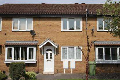 2 Bedrooms Town House for sale in Kestrel Close, Killamarsh, Sheffield, Derbyshire