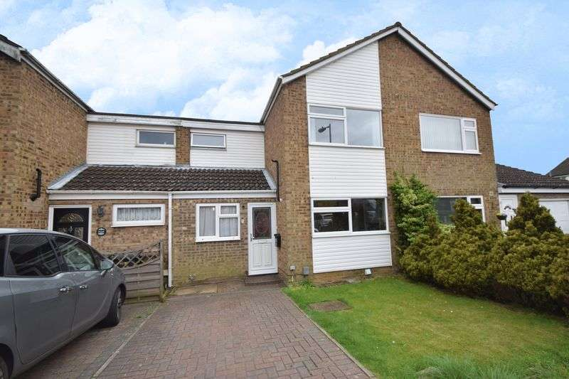 3 Bedrooms Property for sale in Ilford Close, Luton