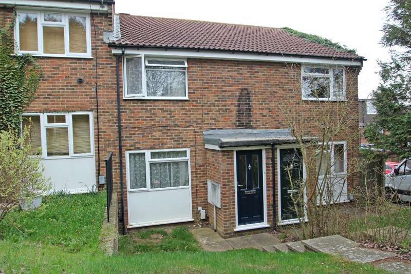 2 Bedrooms Terraced House for sale in Teg Close, Portslade, East Sussex, BN41 2GZ