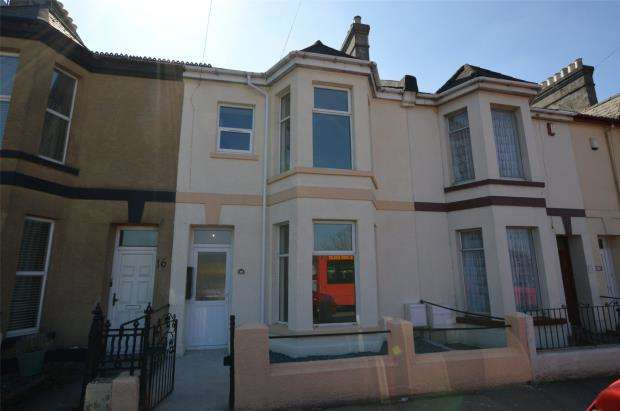 2 Bedrooms Flat for sale in Pomphlett Road, Plymouth, Devon