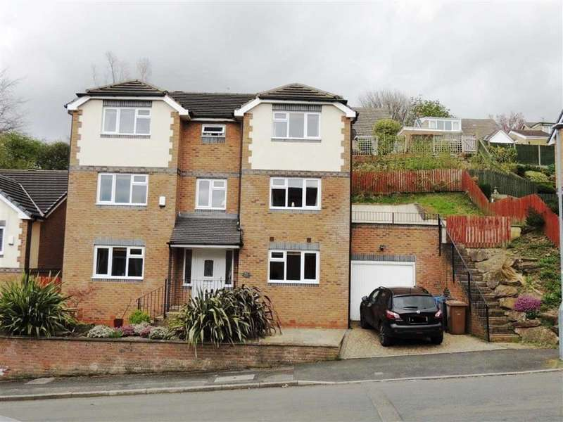 4 Bedrooms Property for sale in Quarry Clough, Stalybridge