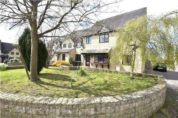 4 Bedrooms End Of Terrace House for sale in Dorington Court, Bussage, Stroud, Gloucestershire, GL6 8EZ